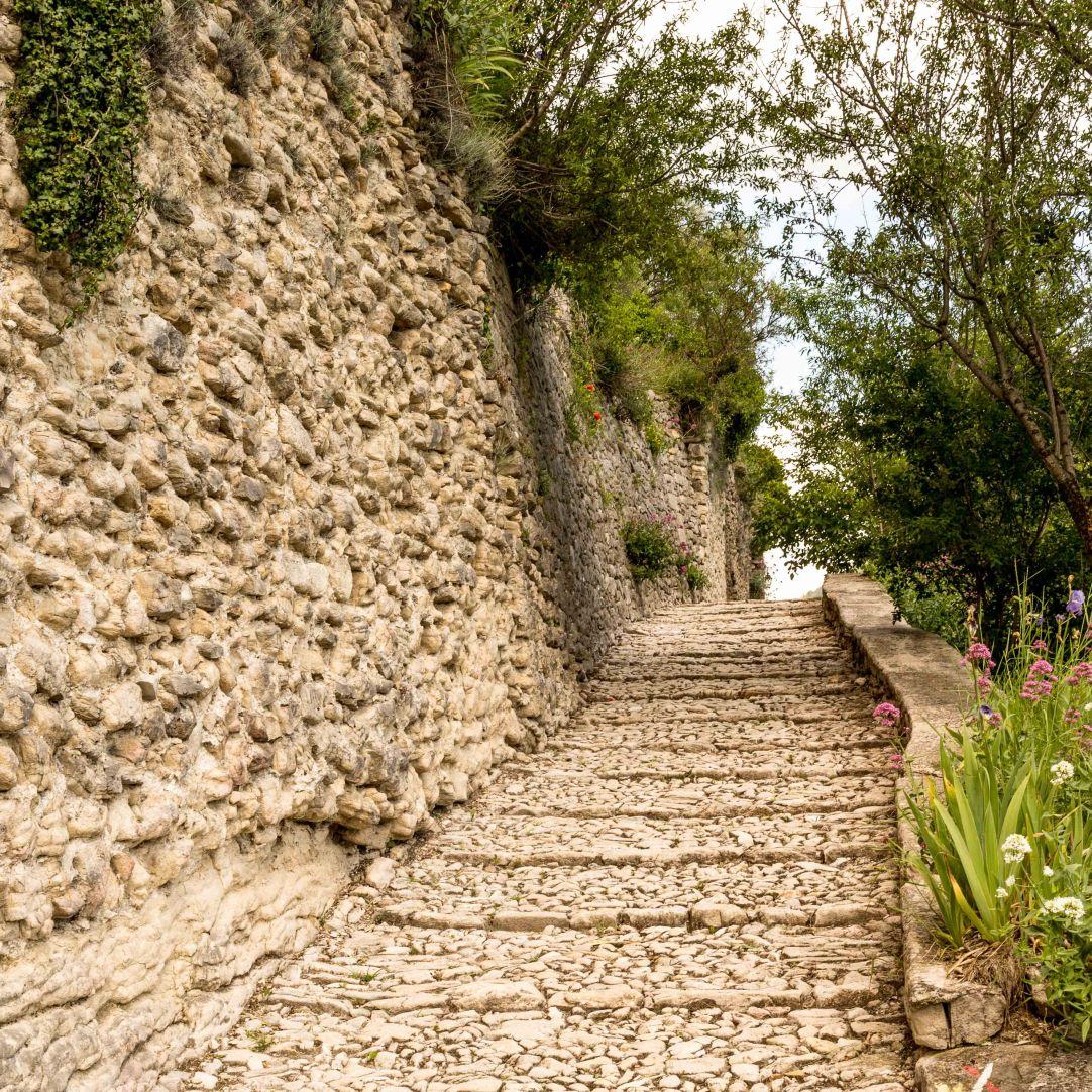 Montbrun-les-Bains © Francis Manguy