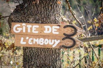 Gîte de l'Embouy