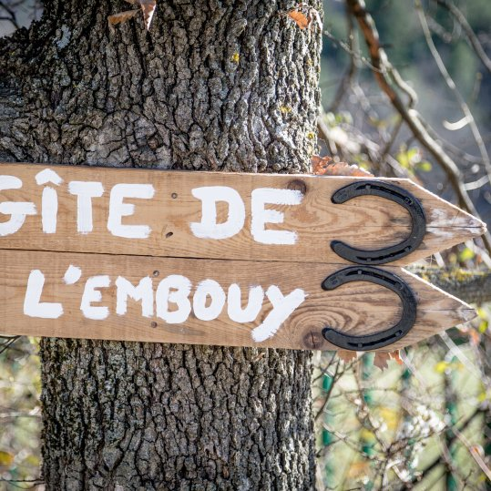 Gîte de l'Embouy - Les Calades du Ventoux © Francis Manguy