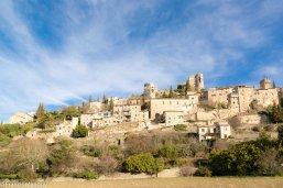 Montbrun-les-Bains - Les Calades du Ventoux © Francis Manguy